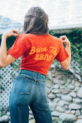 Burn the Bras Tee