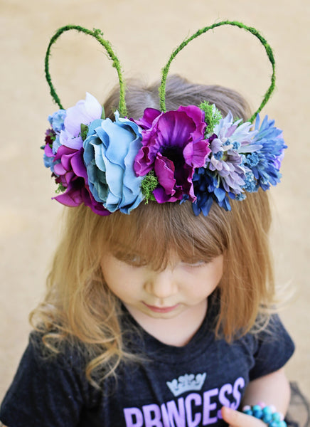 Woodland Mouse Crown