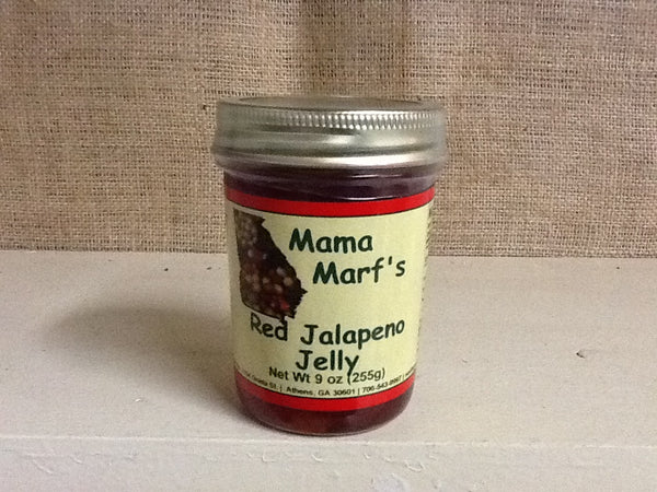 Picture of Mama Marf's Red Jalapeno Jelly
