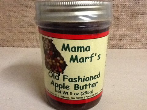 Mama Marf's Old Fashioned Apple Butter