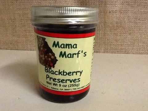 Mama Marf's Blackberry Preserves