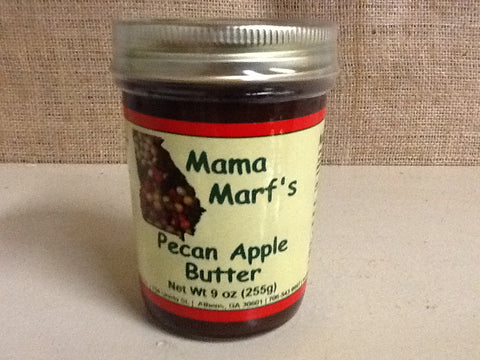 Mama Marf's Pecan Apple Butter
