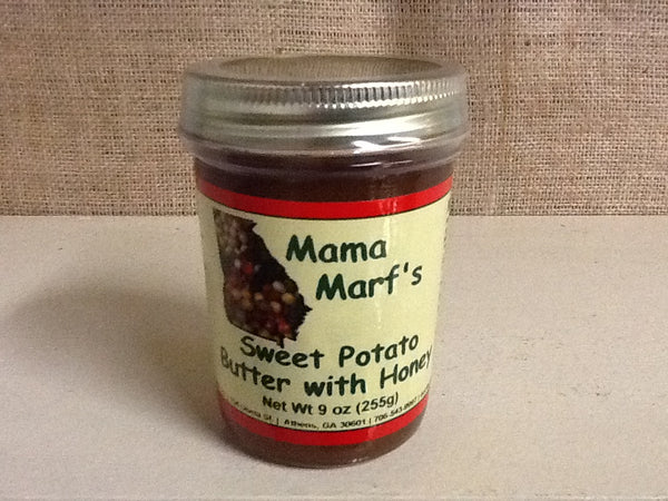 Mama Marf's Sweet Potato Butter with Honey