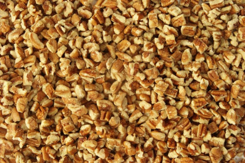 Pecans - Shelled Pieces - 3/4 lb. Bag