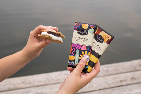 Use the Smore Builder from Pear and Simple in Port Washington, WI to build a perfect fancy smore.