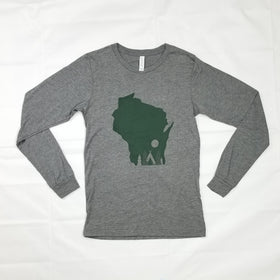 Camp WI Long Sleeve Tee