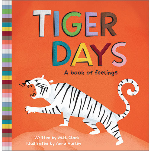 Book - Tiger Days