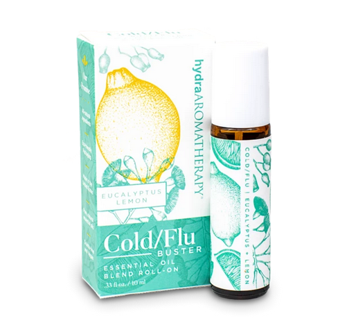 Cold & Flu Essential Oil Roller