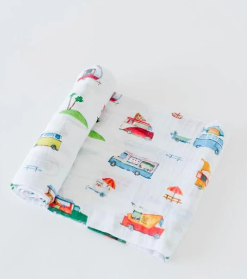 Food Truck Swaddle