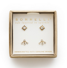 Sorrelli Starburst Earring Set