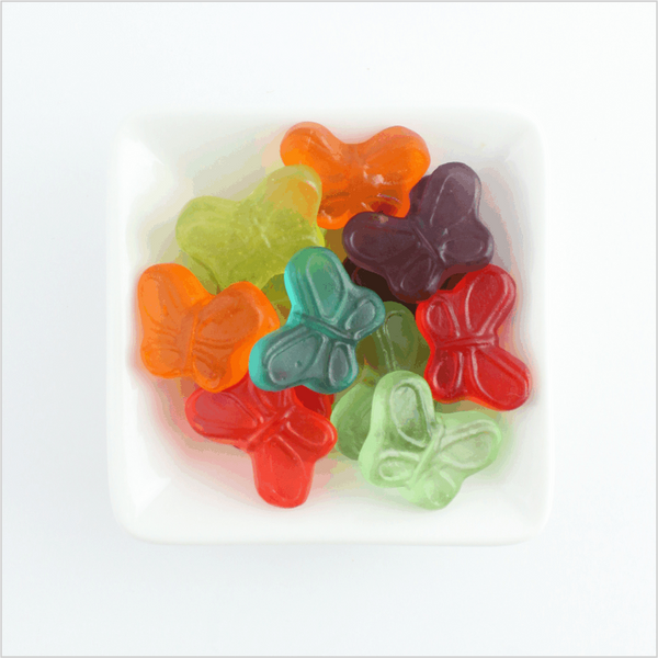 Gummy Butterflies - CoCa LeNa Candy Shop Port Washington