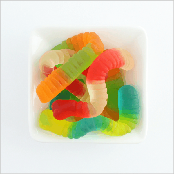 Gummy Worms - CoCa LeNa Candy Shop Port Washington