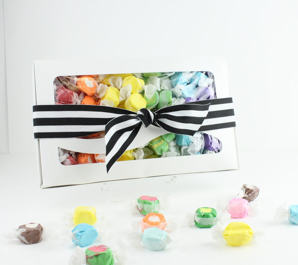 Saltwater Taffy Sampler - CoCa LeNa Candy Shop Port Washington