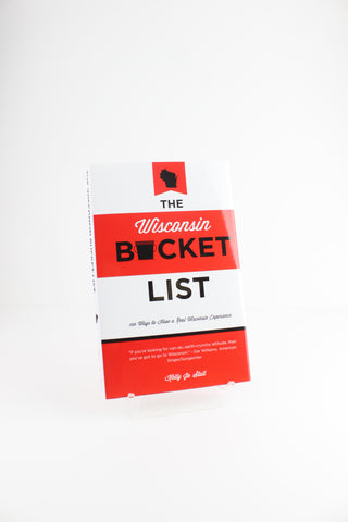Wisconsin Bucket List Book