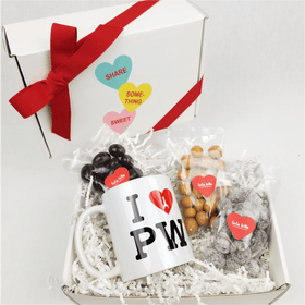 Box of PW Love with Chocolates