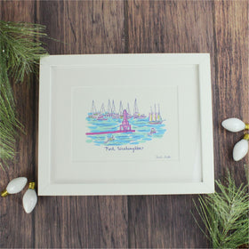 Whimsical Port Washington Prints