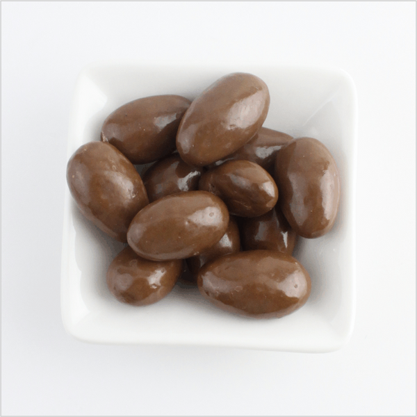 Milk Chocolate Almonds - CoCa LeNa Candy Shop Port Washington