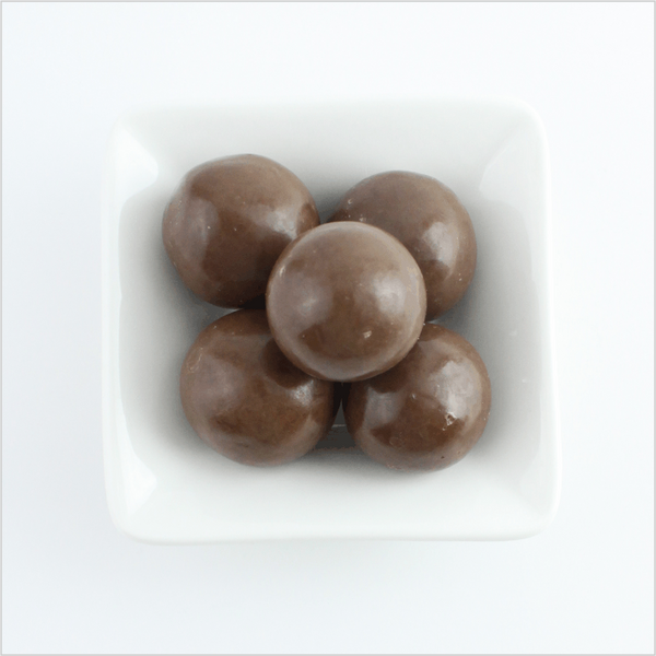 Milk Chocolate Malt Balls - CoCa LeNa Candy Shop Port Washington