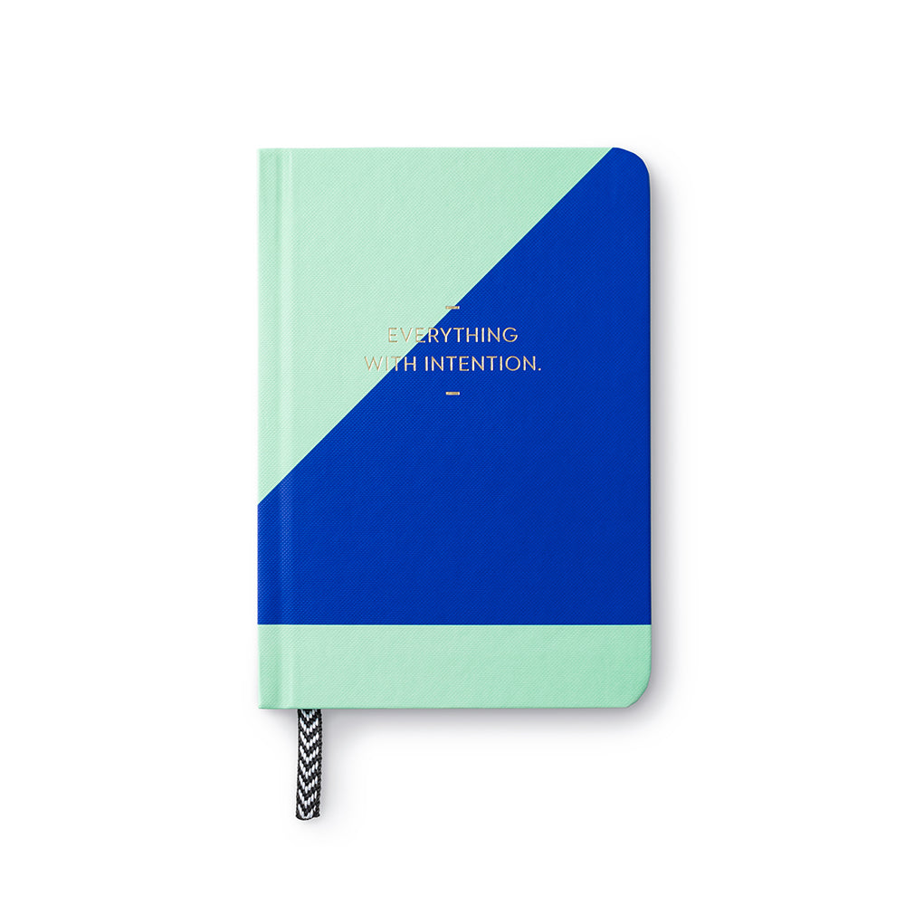 """Everything with Intention"" Motto Journal"