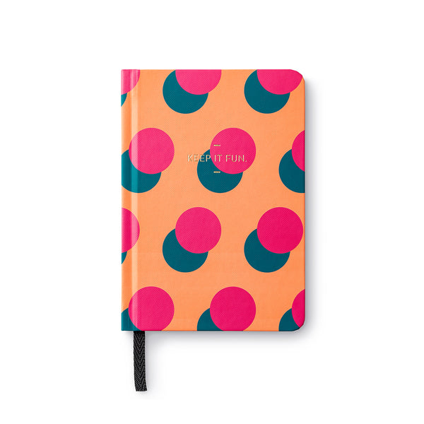 """Keep It Fun"" Motto Journal"