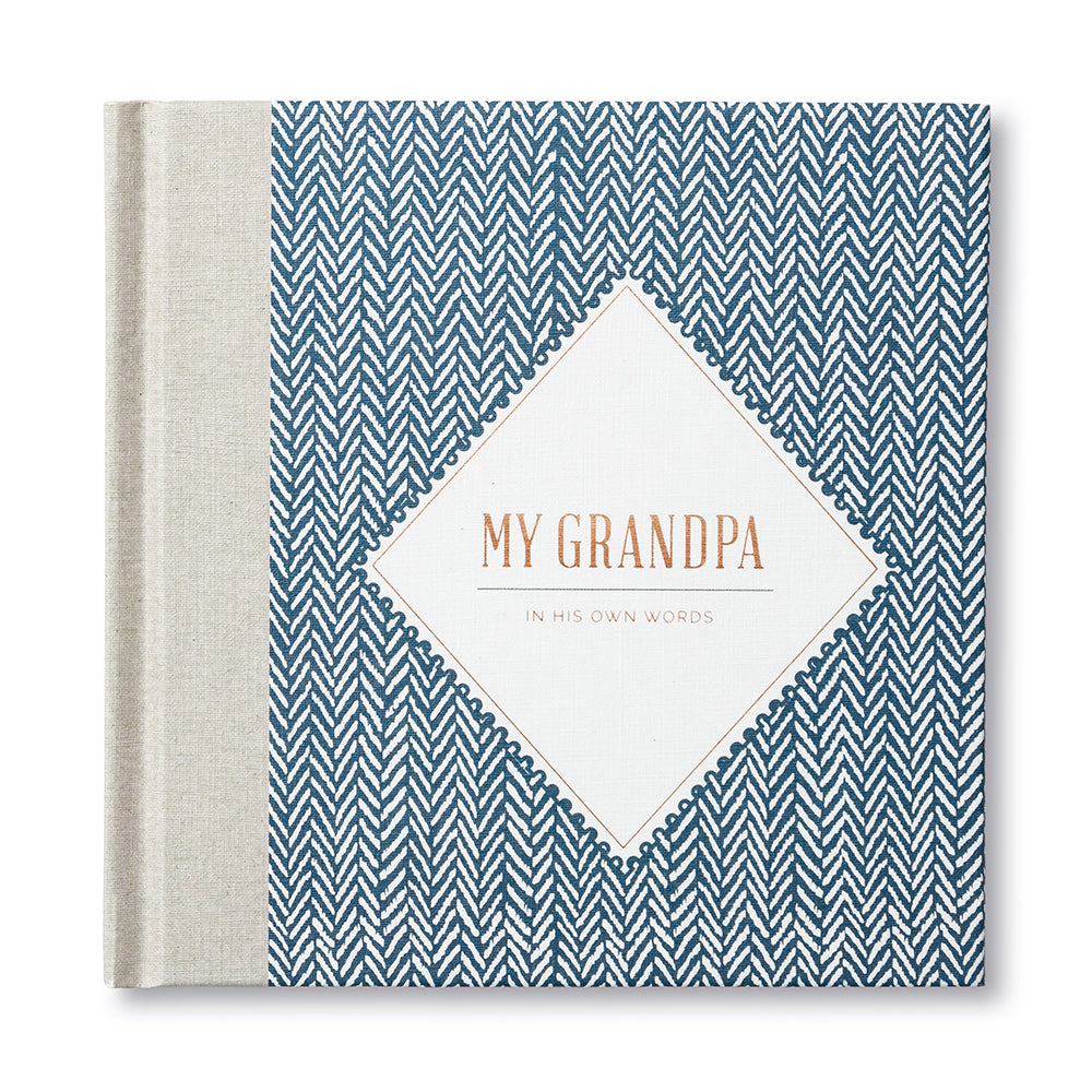 My Grandpa Interview Journal