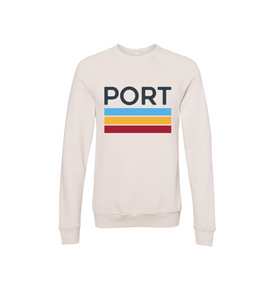 The Pillars PORT Crewneck