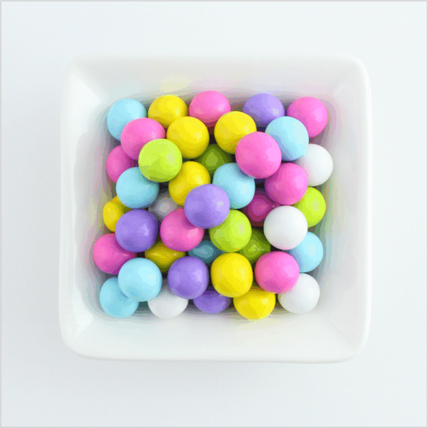 Pastel Sixlets - CoCa LeNa Candy Shop Port Washington