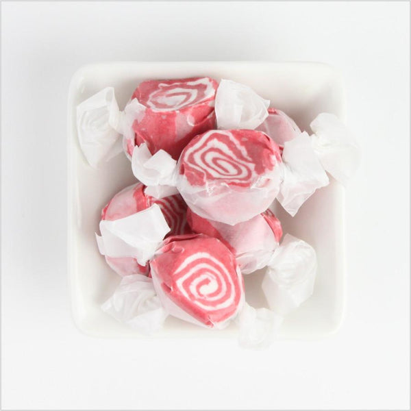 Red Licorice Saltwater Taffy - CoCa LeNa Candy Shop Port Washington