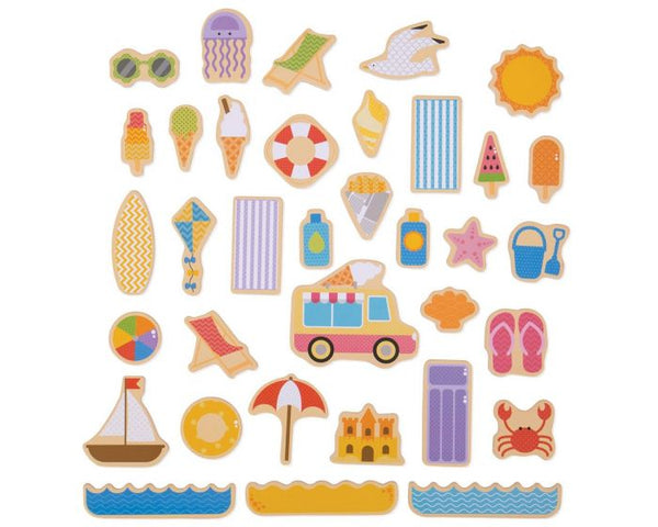 Seaside Magnets