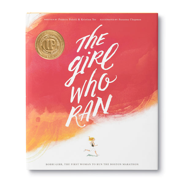 Book - The Girl Who Ran (Bobbi Gibb)