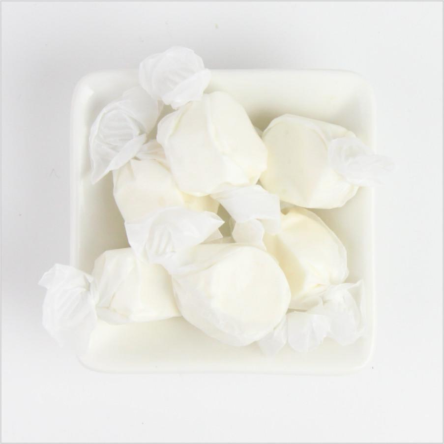 Vanilla Saltwater Taffy - CoCa LeNa Candy Shop Port Washington