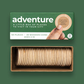 Adventure - Take a Tour of your Town
