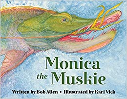 Monica the Muskie Book