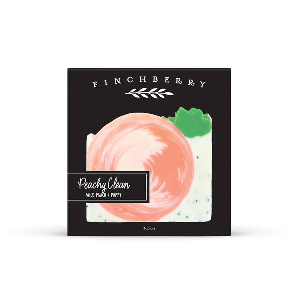 Peachy Clean Soap
