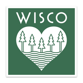 WISCO Roots Sticker