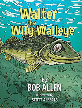 Walter the Wily Walleye Book