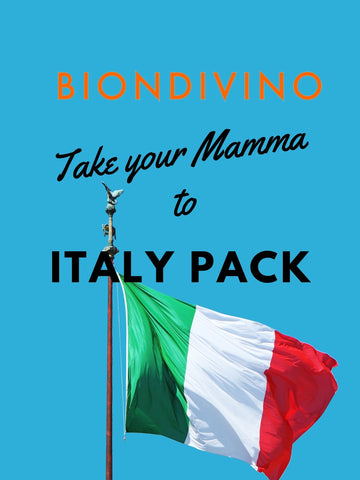 Take Your Mamma to Italy Sampler Pack