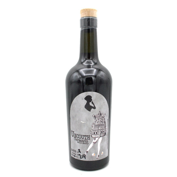 Uncouth Vermouth 'grey label/legs' Cherry