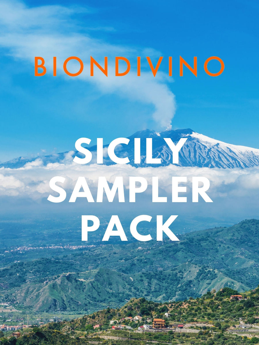 Take me to Sicily Sampler Pack - 6 pack