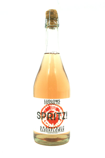 Ludlows Spritz Grapefuit/ Elderflower
