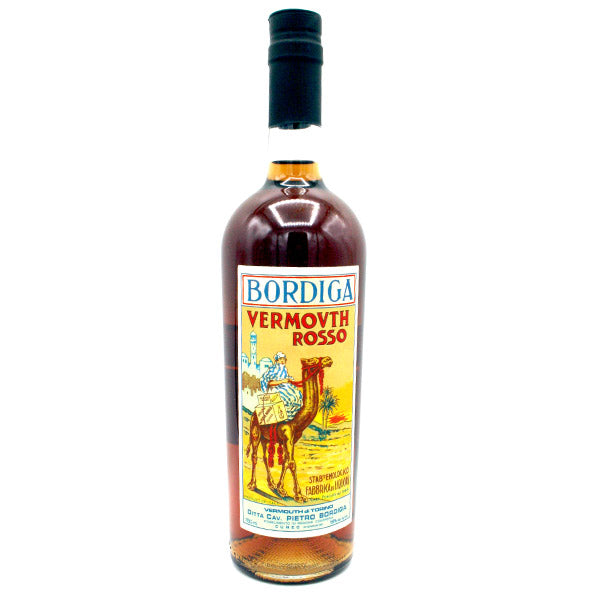 Bordiga Red Vermouth