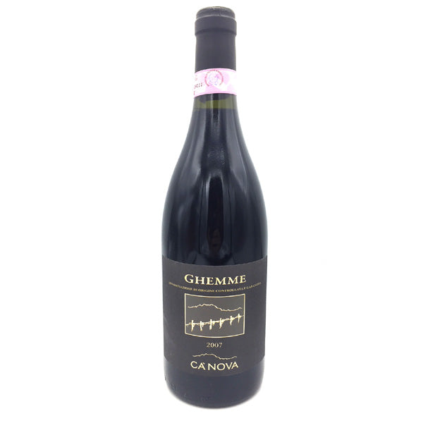 Cantalupo 2010 Collis Carellae Ghemme Red
