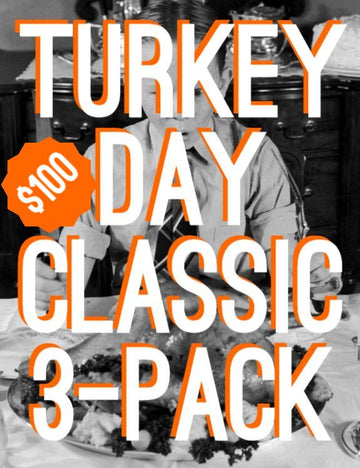 Turkey Day Classic 3-Pack