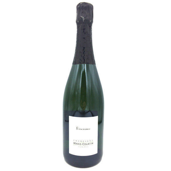 Marie Courtin Champagne 'Resonance' 2013