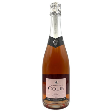 Champagne Colin Brut Rose NV