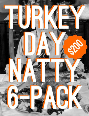 Turkey Day Natty 6-Pack