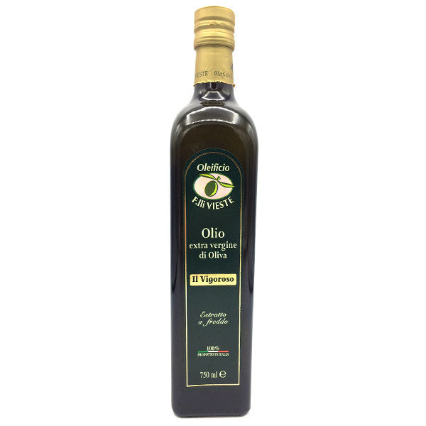 Oleificio Viesti Vigoroso Extra Virgin Olive Oil 750ml