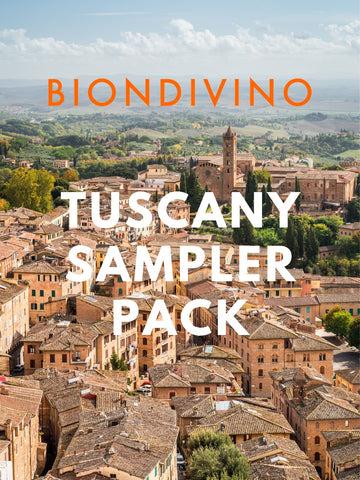 Take me to Tuscany Sampler Pack - 6 pack