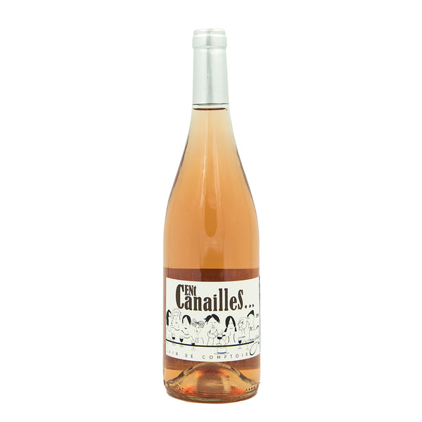 Mas Juliette Cent Canaille Rose 2014