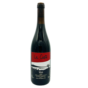 Le Coste Rosso Red Label 2012